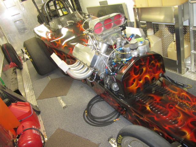 COMPLETE RACECAR OPERATION FOR SALE 125